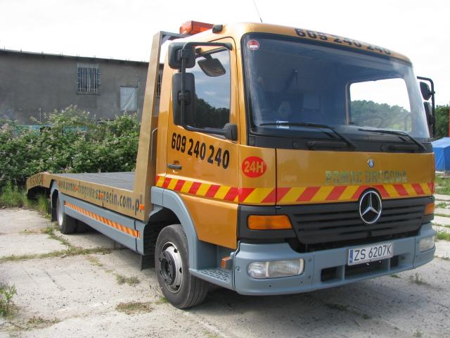 pomoc drogowa w Szczecinie