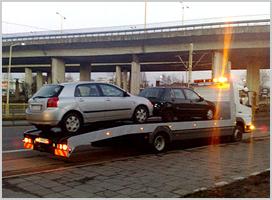 Autoholowanie samochodów Szczecin
