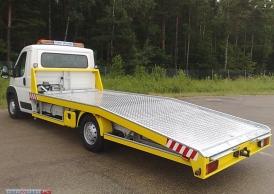 Profesjonalna pomoc drogowa